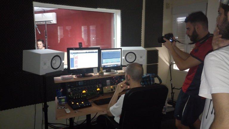 Alquiler estudio grabación Madrid