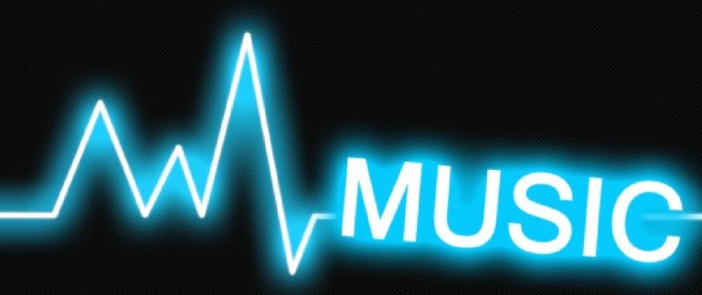 La música como via de escape.